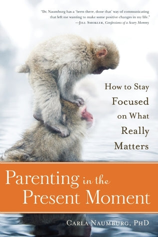 Parenting in the Present Moment - Carla Naumburg (Used)