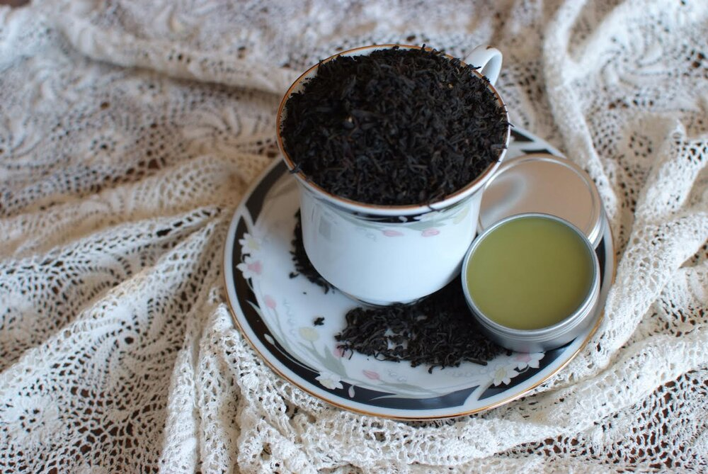 Afternoon Tea Botanical Body Salve