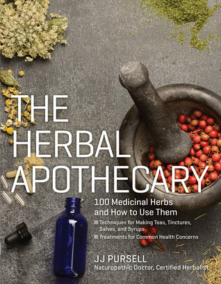 The Herbal Apothecary - J.J. Pursell