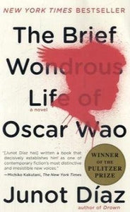The Brief Wondrous Life of Oscar Wao - Junot Díaz (Used)