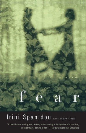 Fear - Irini Spanidou (Used)
