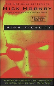 High Fidelity - Nick Hornby (Used)