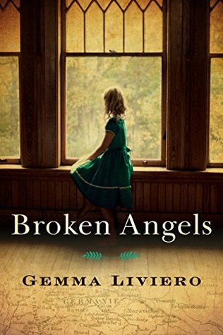 Broken Angels - Gemma Liviero (Used)