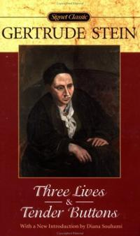 Three Lives & Tender Buttons - Gertrude Stein (Used)