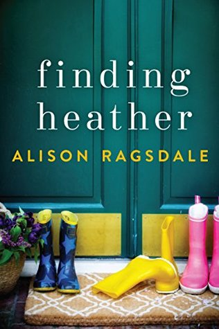 Finding Heather - Alison Ragsdale (Used)
