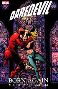 Daredevil: Born Again - Frank Miller (Used)