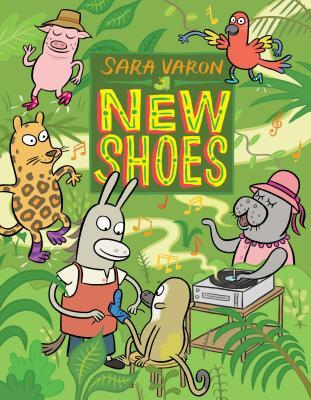 New Shoes - Sara Varon (Used)