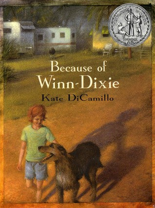 Because of Winn-Dixie - Kate DiCamillo (Used)