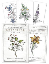 Load image into Gallery viewer, Hedgewitch Botanical Oracle