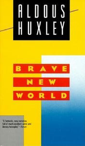 Brave New World - Alduous Huxley (Used)