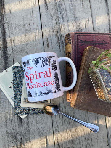 The Spiral Bookcase Mug