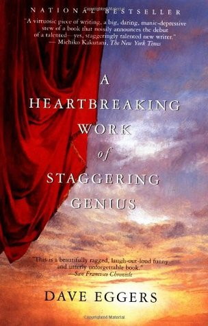 A Heartbreaking Work of Staggering Genius - Dave Eggers (Used)