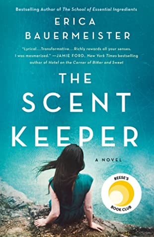 The Scent Keeper - Erica Bauermeister (Used)
