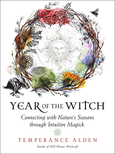 Year of the Witch - Temperance Alden