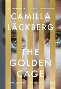 The Golden Cage - Camilla Lackberg (Used)