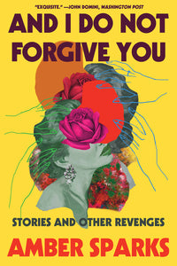 And I Do Not Forgive You - Amber Sparks