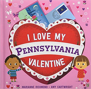 I Love My Pennsylvania Valentine - Marianne Richmond (Used)