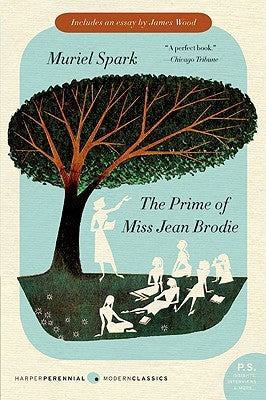 The Prime of Miss Jean Brodie - Muriel Spark (Used)