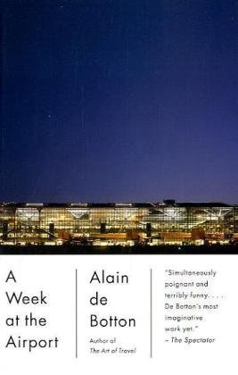 A Week at the Airport - Alain de Botton (Used)