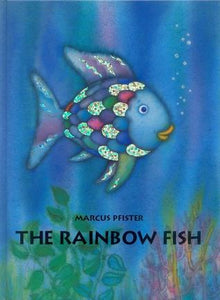 The Rainbow Fish - Marcus Pfister (Used)