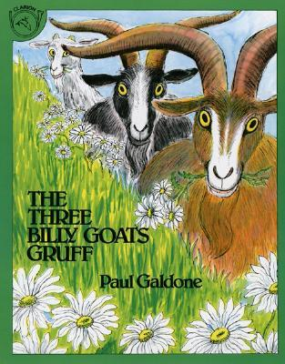 The Three Billy Goats Gruff - Paul Galdone (Used)