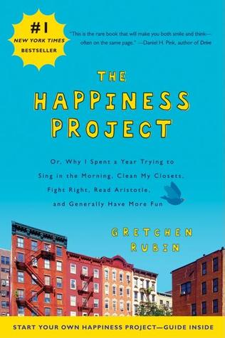 The Happiness Project - Gretchen Rubin (Used)