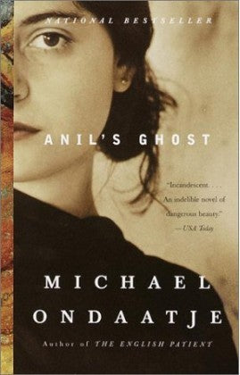 Anil's Ghost - Michael Ondaatje (Used)