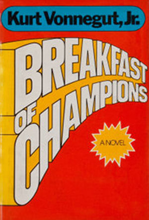 Breakfast of Champions - Kurt Vonnegut Jr. (Used)