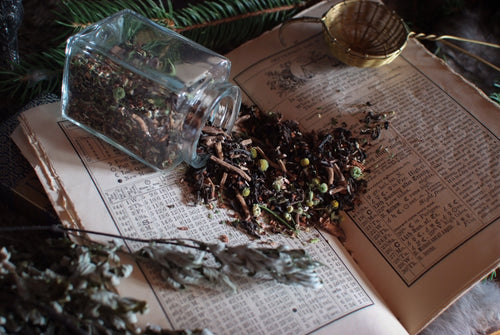 The Autumn Provinces Herbal Tea Blend