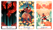 Load image into Gallery viewer, Tarot of the Divine