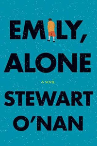 Emily, Alone - Stewart O'Nan (Signed, Used)