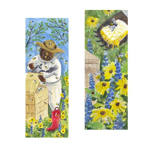 Honey Bear Bookmark