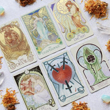Load image into Gallery viewer, Ethereal Visions Tarot Deck