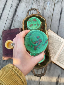 Hobbit Hole Bath Bomb