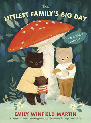 The Littlest Family's Big Day - Emily Winfield Martin