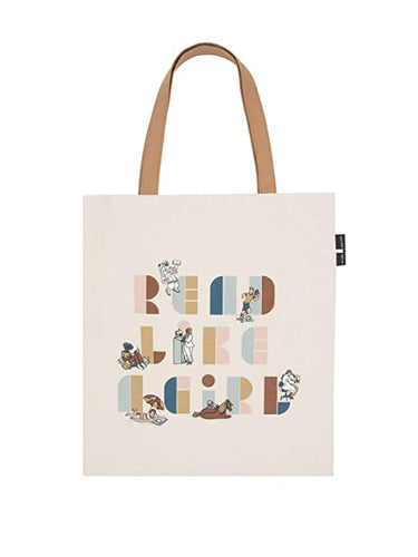 Read Like A Girl Tote