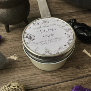 Witches Brew Candle