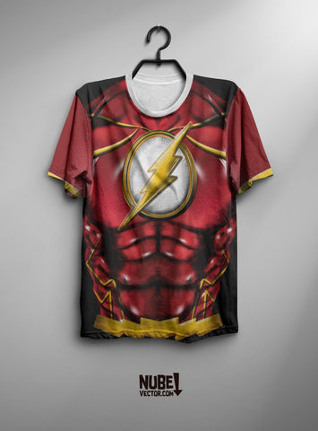 FLASH DISEÑO MÁS MOLDERÍA DIGITAL DE REMERA/PLAYERA