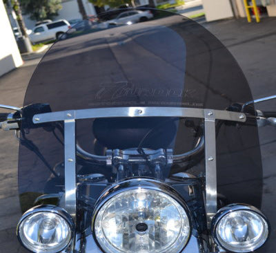 HARLEY DAVIDSON FLST HERITAGE SOFTAIL 2006 DETACHABLE WINDSHIELD