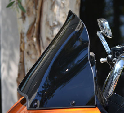 HARLEY DAVIDSON ROAD GLIDE 2015-UP REPLACEMENT WINDSHIELD