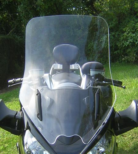 KAWASAKI CONCOURS GTR 1400 2008-UP REPLACEMENT WINDSHIELD