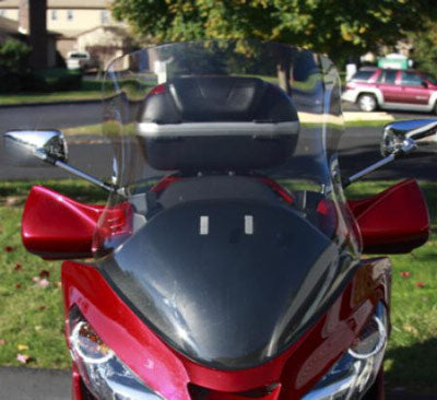 SUZUKI AN400 BURGMAN 2007-UP WINDSHIELD