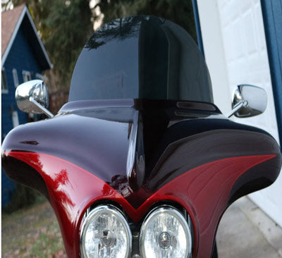 TRIUMPH THUNDERBIRD COMMANDER CORBIN FLEETLINER FAIRING WINDSHIELD