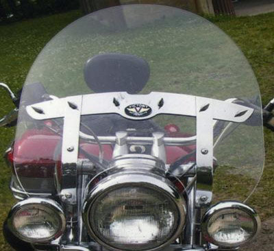 VICTORY V92TC / DLX TOURING CRUISER 2000-2006 WINDSHIELD