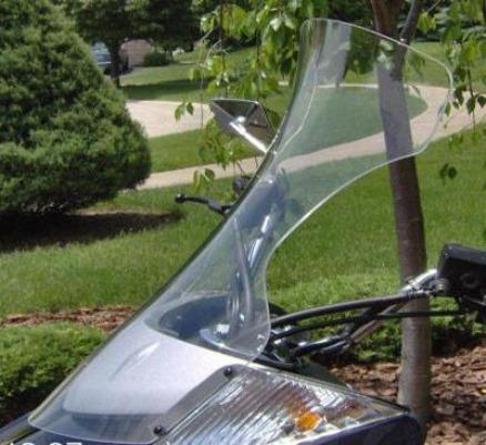 YAMAHA MORPHOUS 2005-2008 EXTRA LARGE WINDSHIELD