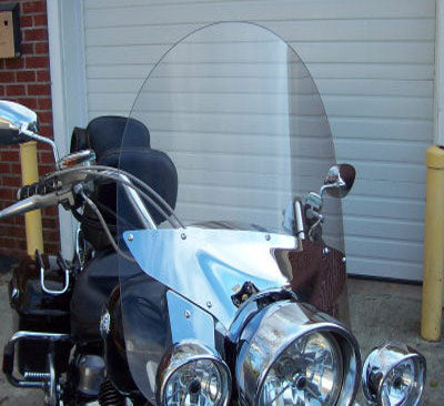 YAMAHA ROYAL STAR TOUR DELUXE 2005-UP WINDSHIELD