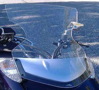 YAMAHA MORPHOUS 2005-2008 WINDSHIELD