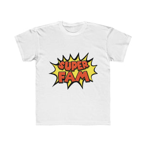 Open image in slideshow, Beam Squad Super Fam- Kids Regular Fit Tee