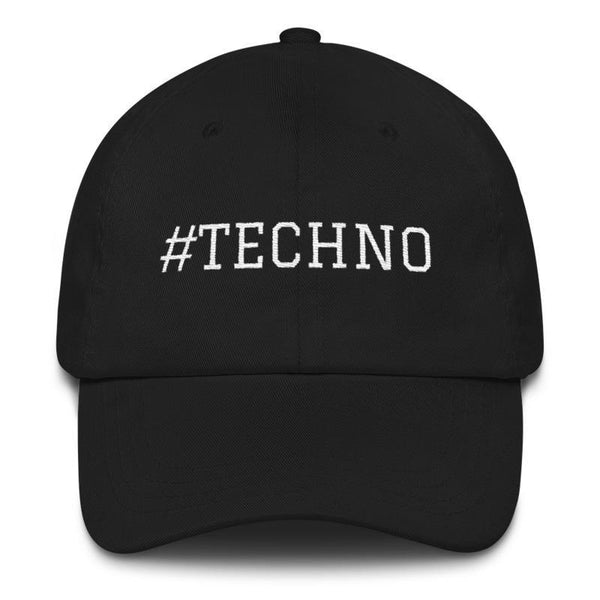 The #TECHNO Hat - LAUDAWEAR