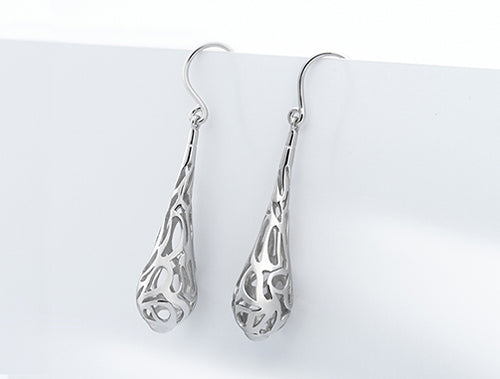 E6746 EARRING FILIGREE - Joryel Vera Jewelry